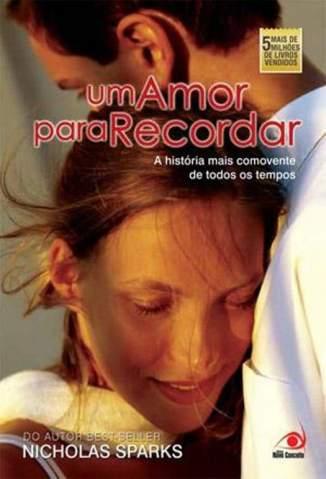 Baixar Livro Um Amor para Recordar - Nicholas Sparks em ePub PDF Mobi ou Ler Online