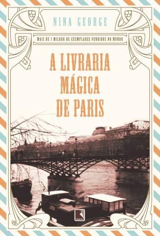 Baixar Livro A Livraria Mágica de Paris - Nina George em ePub PDF Mobi ou Ler Online