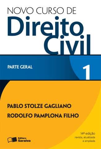 Baixar Novo Curso de Direito Civil - Parte Geral  Vol. 1 - Pablo Stolze ePub PDF Mobi ou Ler Online