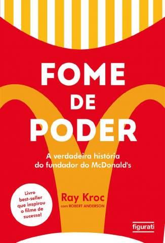 Baixar Livro Fome de Poder - Ray Kroc em ePub PDF Mobi ou Ler Online