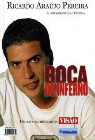 Baixar Livro Boca do Inferno - Ricardo Araújo Pereira  em ePub PDF Mobi ou Ler Online