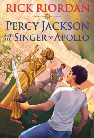Baixar Livro Percy Jackson e a Cantora de Apolo - Rick Riordan em ePub PDF Mobi ou Ler Online