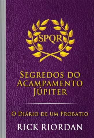Baixar Livro Segredos do Acampamento Júpiter - Rick Riordan em ePub PDF Mobi ou Ler Online