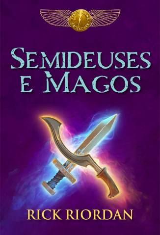 Baixar Livro Semideuses e Magos - Rick Riordan em ePub PDF Mobi ou Ler Online