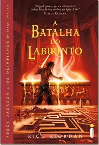 Baixar Livro A Batalha do Labirinto - Percy Jackson e Os Olimpianos Vol. 4 - Rick Riordan em ePub PDF Mobi ou Ler Online