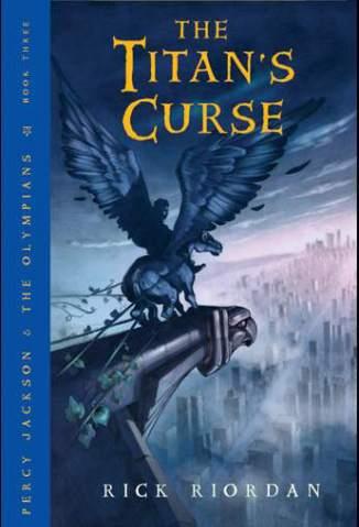 Baixar Livro A Maldição dos Titãs - Percy Jackson e Os Olimpianos Vol. 3 - Rick Riordan em ePub PDF Mobi ou Ler Online