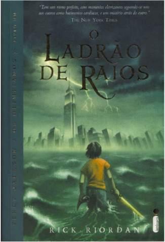 Baixar Livro O Ladrão de Raios - Percy Jackson e Os Olimpianos Vol. 1 - Rick Riordan em ePub PDF Mobi ou Ler Online