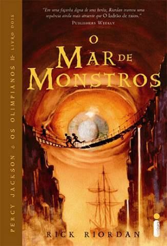 Baixar Livro O Mar de Monstros - Percy Jackson e Os Olimpianos Vol. 2 - Rick Riordan em ePub PDF Mobi ou Ler Online