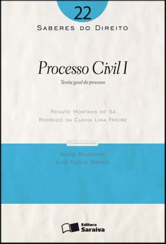 Baixar Direito Processo Civil I  - Saberes do Direito Vol. 24 - Rodrigo da Cunha Lima Freire ePub PDF Mobi ou Ler Online