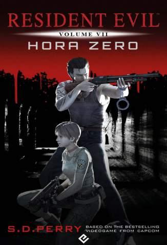 Baixar Livro Hora Zero - Resident Evil  Vol. 7 - S.D. Perry em ePub PDF Mobi ou Ler Online