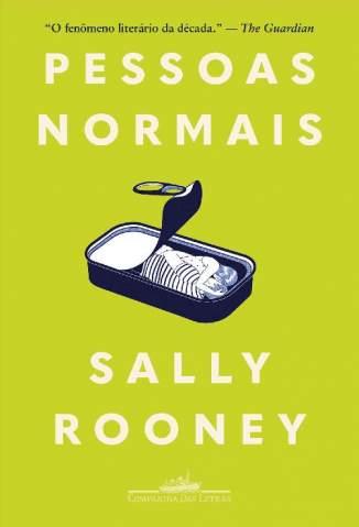 Baixar Livro Pessoas Normais - Sally Rooney em ePub PDF Mobi ou Ler Online