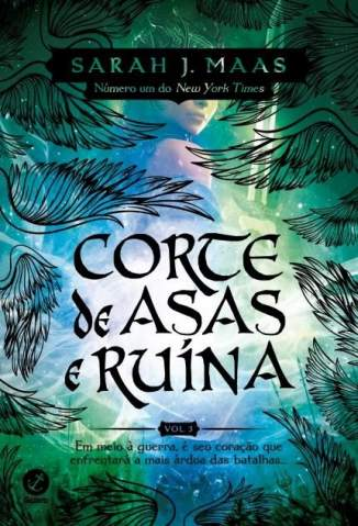 Baixar Corte de Asas e Ruína - Corte de Espinhos e Rosas Vol. 1 - Sarah J Maas  ePub PDF Mobi ou Ler Online