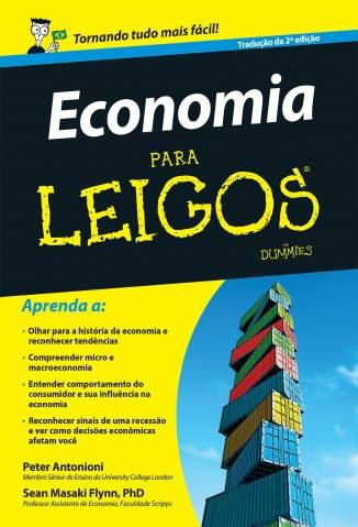 Baixar Livro Economia para Leigos - Sean Flynn em ePub PDF Mobi ou Ler Online