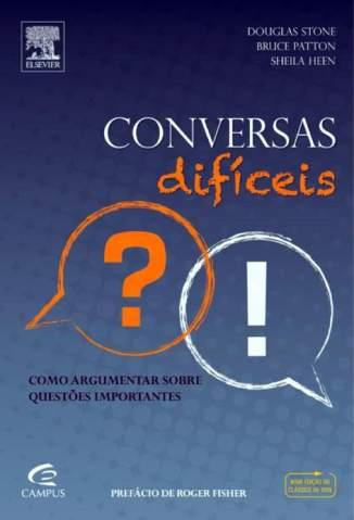 Baixar Livro Conversas Difíceis - Sheila Heen em ePub PDF Mobi ou Ler Online