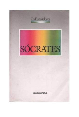 Baixar Sócrates - Coleção Os Pensadores - Sócrates ePub PDF Mobi ou Ler Online