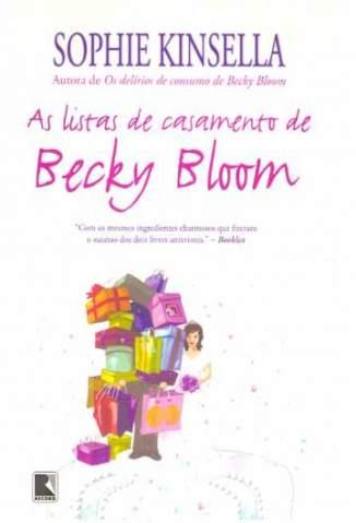 Baixar As Listas de Casamento de Becky Bloom - Sophie Kinsella ePub PDF Mobi ou Ler Online