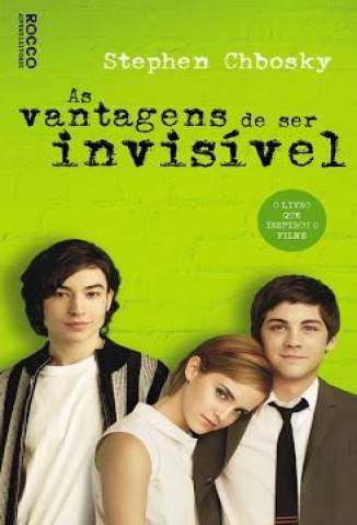 Baixar Livro As Vantagens de Ser Invisível - Stephen Chbosky em ePub PDF Mobi ou Ler Online