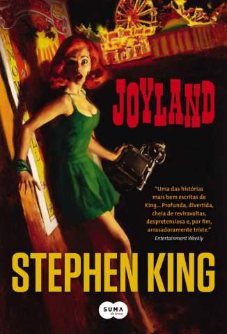 Baixar Livro Joyland - Stephen King em ePub PDF Mobi ou Ler Online