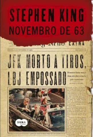 Baixar Livro Novembro de 63 - Stephen King em ePub PDF Mobi ou Ler Online