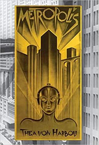 Baixar Livro Metropolis - Thea von Harbou em ePub PDF Mobi ou Ler Online