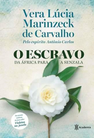 Baixar Livro O Escravo. da África para a Senzala - Vera Lúcia Marinzeck de Carvalho em ePub PDF Mobi ou Ler Online