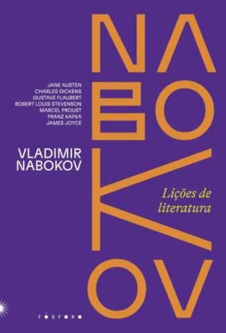 Baixar Livro Lições de Literatura - Vladimir Nabokov em ePub PDF Mobi ou Ler Online