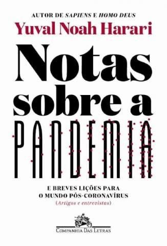 Baixar Livro Notas Sobre a Pandemia - Yuval Noah Harari em ePub PDF Mobi ou Ler Online