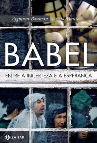 Baixar Livro Babel -  Zygmunt Bauman em ePub PDF Mobi ou Ler Online